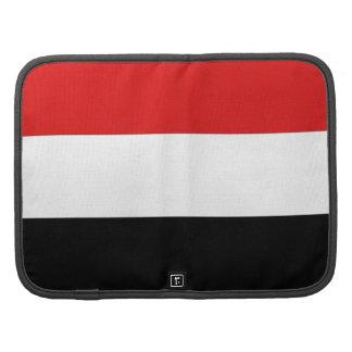 Yemen Flag Folio Organizer