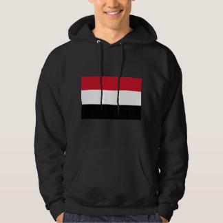 Yemen Flag Hoodie