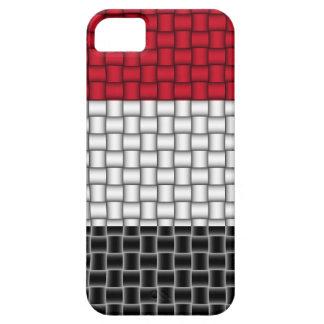 Yemen Flag iPhone SE/5/5s Case