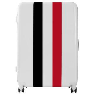 Yemen Flag Luggage
