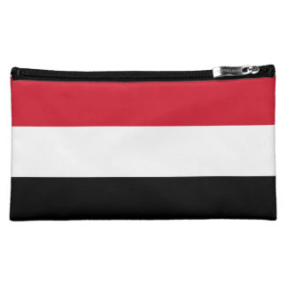 Yemen Flag Makeup Bag