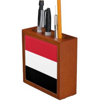 Yemen Flag Pencil Holder