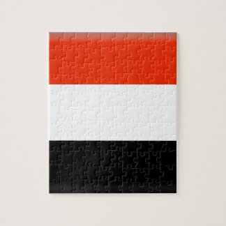 Yemen Flag Puzzles