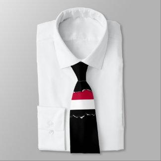 Yemen flag tie