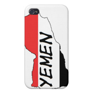 Yemen iPhone 4 Protector