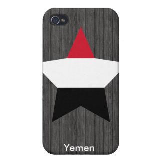 Yemen iPhone 4/4S Fundas