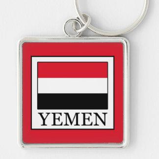 Yemen Keychain