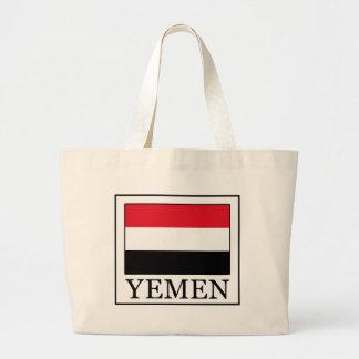 Yemen Large Tote Bag