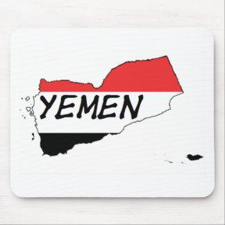 Yemen Mouse Pad