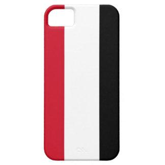 Yemen National Flag iPhone SE/5/5s Case