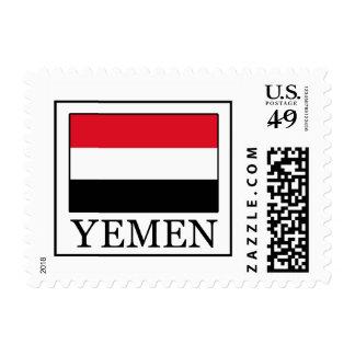 Yemen Postage