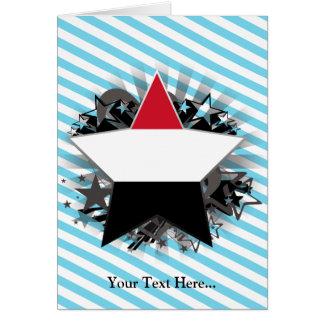 Yemen Star Card