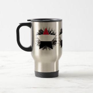 Yemen Star Travel Mug