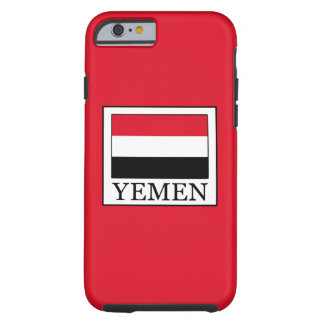 Yemen Tough iPhone 6 Case