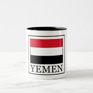 Yemen Two-Tone Coffee Mug