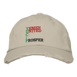 YEMEN UNITED CAN IT PROSPER HAT