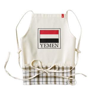 Yemen Zazzle HEART Apron