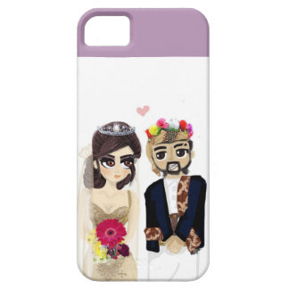 Yemeni wedding iPhone SE/5/5s case