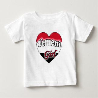 Yemini Girl Baby T-Shirt