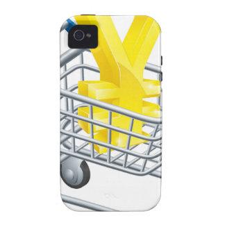 Yen money trolley concept vibe iPhone 4 case