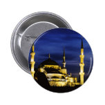 Yeni Valide Mosque at Night Pin