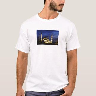 Yeni Valide Mosque at Night T-Shirt