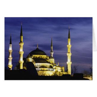 Yeni Valide Mosque Card