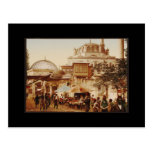 Yeni Valide Mosque in Istanbul Post Card