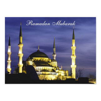 Yeni Valide Mosque Invitation