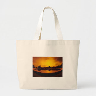 Yeni Valide Mosque Large Tote Bag