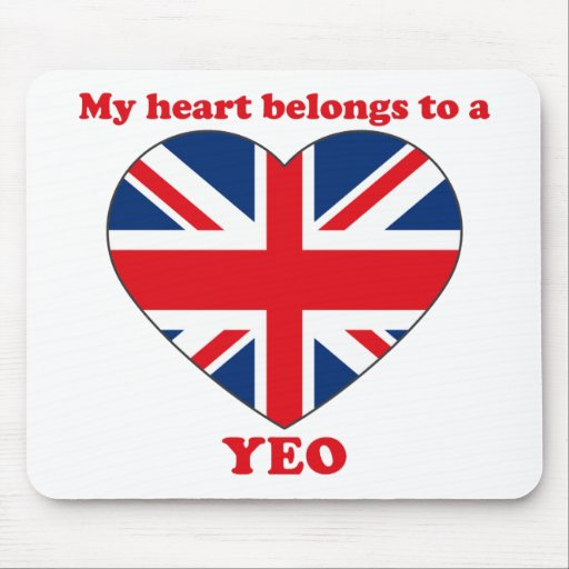 Yeo Mouse Pad