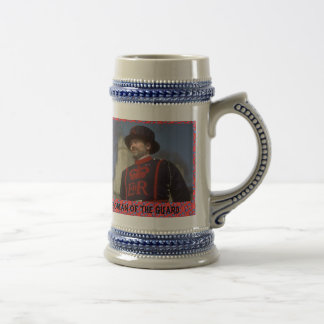 Yeoman of the Guard 18 Oz Beer Stein