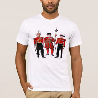 Yeoman of The Guard Tower Of London T-shirt
