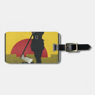 Yeoman of the Guard Vintage Opera Poster Bag Tag