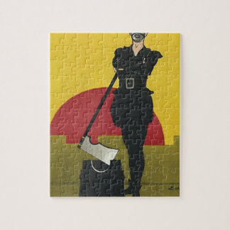 Yeoman of the Guard Vintage Opera Poster Jigsaw Puzzle