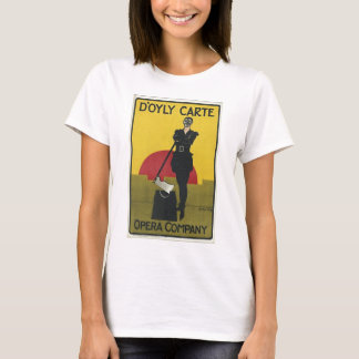 Yeoman of the Guard Vintage Opera Poster T-Shirt