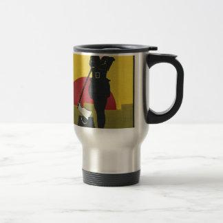 Yeoman of the Guard Vintage Opera Poster Travel Mug