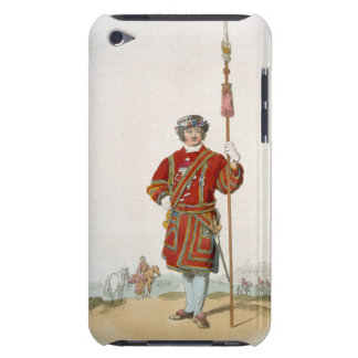 Yeoman of the King's Guard, from 'Costume of Great iPod Touch Case-Mate Case