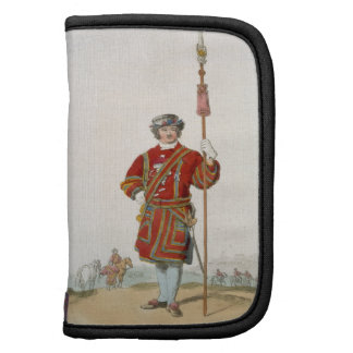 Yeoman of the King's Guard, from 'Costume of Great Planners