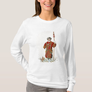 Yeoman of the King's Guard, from 'Costume of Great T-Shirt