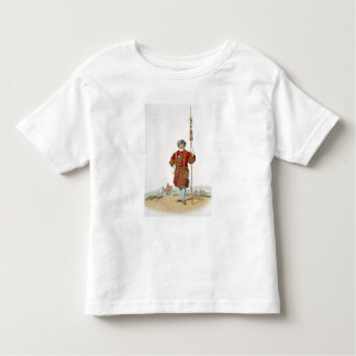 Yeoman of the King's Guard, from 'Costume of Great Toddler T-shirt