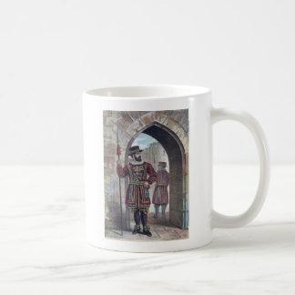 Yeoman Warder at the Tower of London Coffee Mug