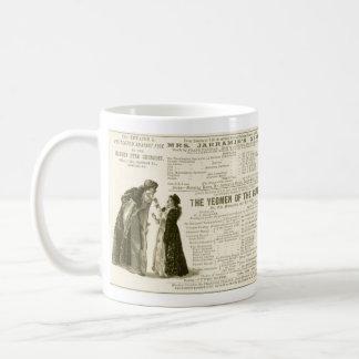 Yeomen of the Guard Cast Classic White Coffee Mug
