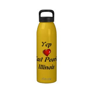 Yep amor Peoria del este Illinois