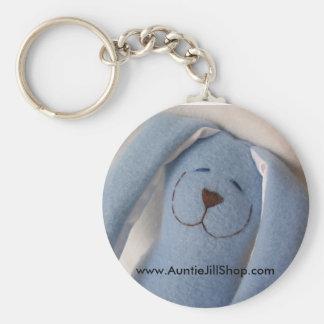 Yep, I'm a Snuggle Bunny. Keychain