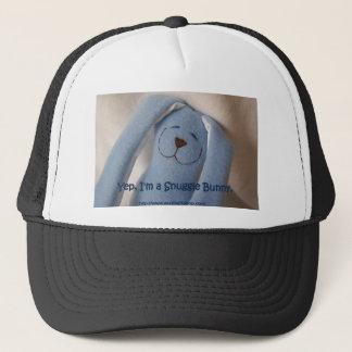 Yep, I'm a Snuggle Bunny. Trucker Hat