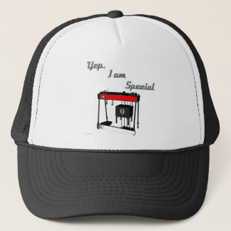 Yep I'm Special - Pedal Steel Guitar Trucker Hat
