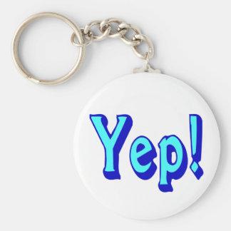Yep! Keychain