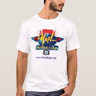 yep_LogoPiston, www.hotrodlogos.com T-Shirt