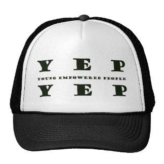 YEP YEP gorra del camionero